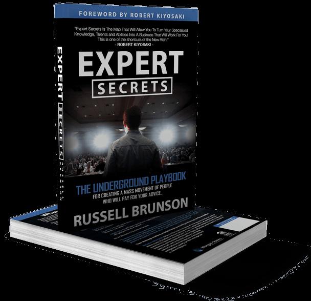 expert secrets audio book